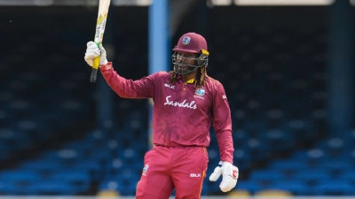 Gayle passes Lara's Windies run record in 300th ODI