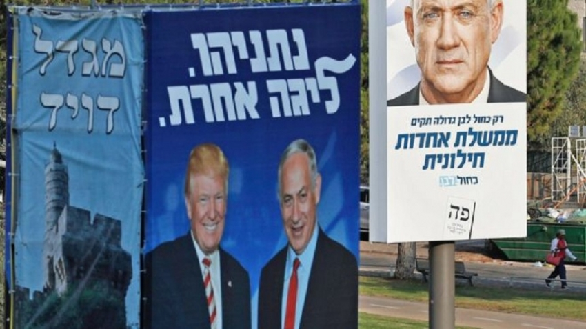 Israel election: Netanyahu in tough fight in this year's second vote