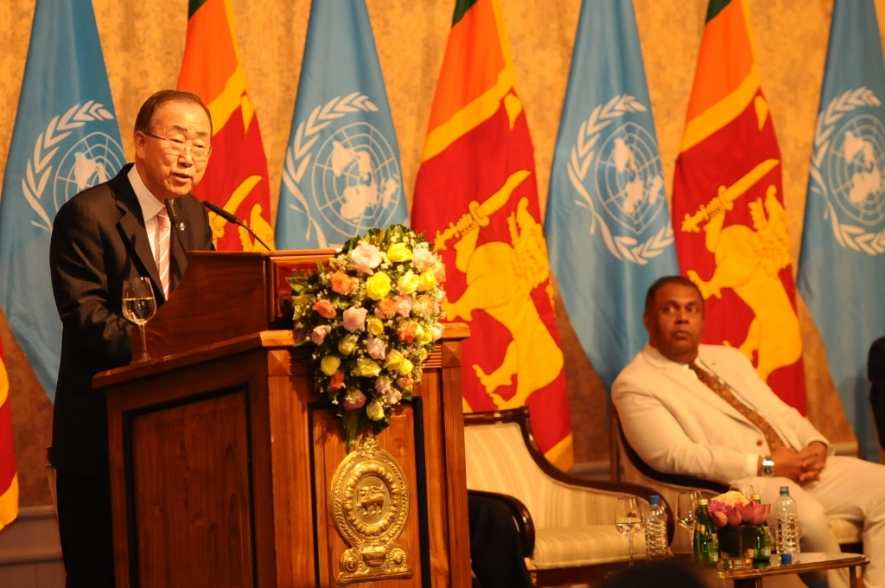 Sri Lanka has much work to do to redress the past wrongs – UN Chief