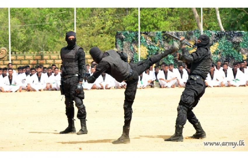 Maduruoya-Groomed 319 More Elite SF Soldiers