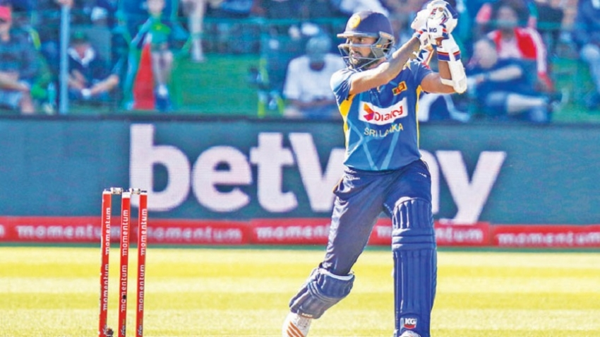 Udana heroics not enough for sorry Sri Lanka