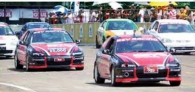 Pannala Speed 2014 Car Races on Dec.14