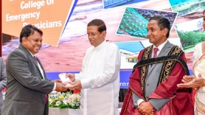 Inauguration  of the Sri Lanka College of Emergency Physicians