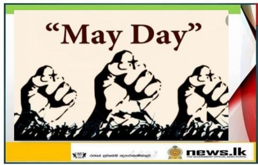 Today is the International Labour Day