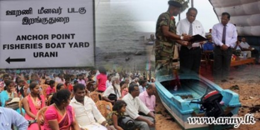 Urani fishermen get back to their old livelihood after 27 years