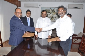 Agreement Signed for Construction of Jaffna Cultural Centre