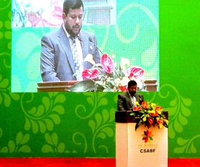 Rishad leads strong biz delegation to Kunming Fair, China