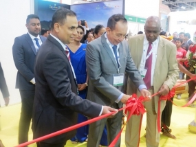 Sri Lanka Attracts Visitors at the Arabian Travel Market 2014 in Dubai
