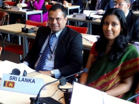 Sri Lanka elected Vice-Chair of the Governing Council of the CFC