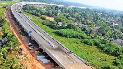 Mattala Hambantota Highway completed by December