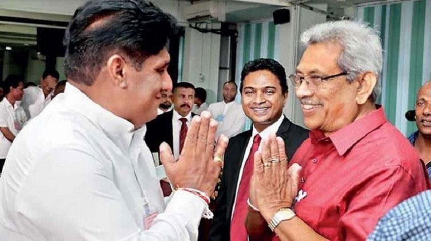 Sajith congratulates President