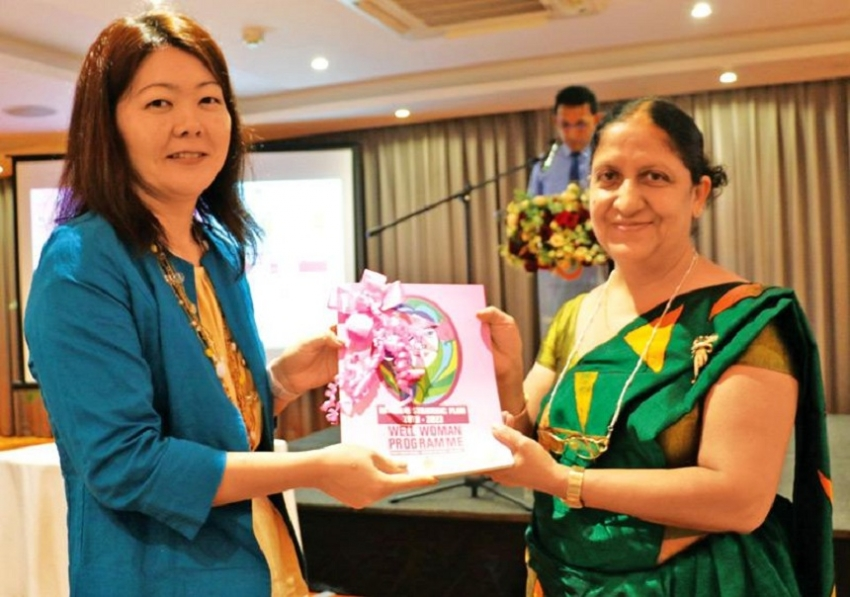 Ministry of Health and UNFPA, Program Aims to eliminate Cervical cancer