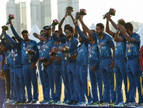 Asian Games Gold Medal Winning Team to be Felicitated