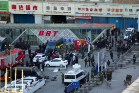 3 Dead in Train Station Attack in China