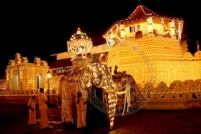 Sri Lanka to highlight Esala Perahera in Japan