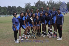 Navy clinch National Netball Championship