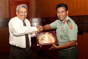 Maldives Defence Chief meets Secretary Defence