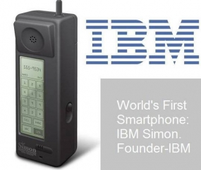 IBM Simon mobile phone