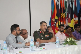 Media Workshop for SF - J Officers Ends Successfully