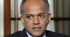 Singapore Foreign Minister K. Shanmugam Calls on Countries to Engage Constructively with Sri Lanka