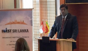 Finance Minister says Sri Lanka a Future Investment Destination