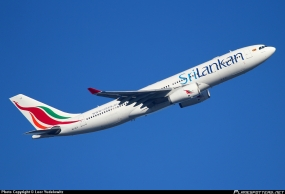 SriLankan Airlines surpasses benchmark in punctuality
