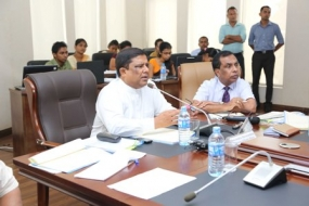 Use all funds allocated for district development – Minister Vajira