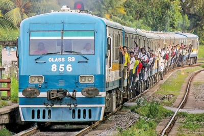 Sri Lanka Railways to be an Essential Service