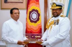 New CDS, Navy Commander call on President
