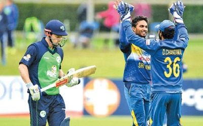 Sri Lanka to play Ireland in first ever Test next year