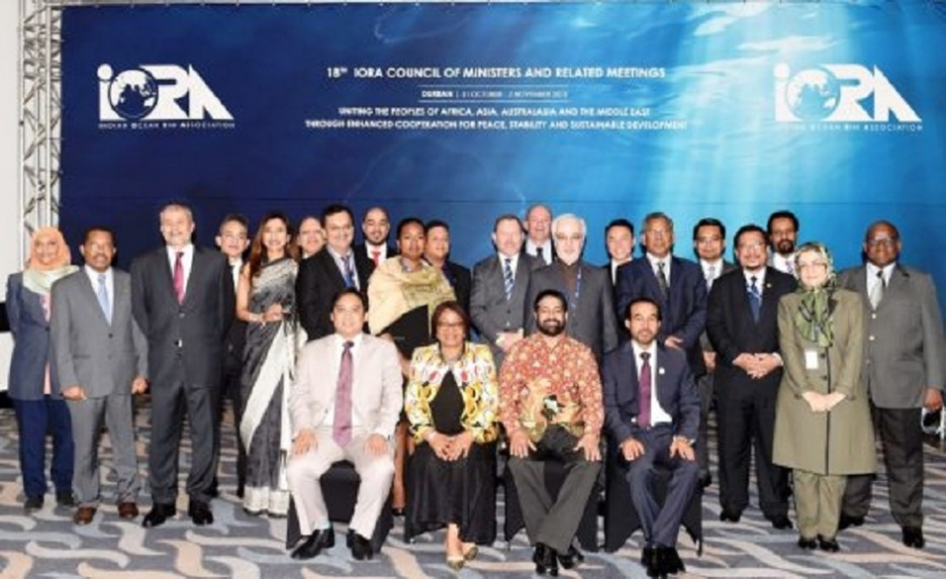 IORA  welcomes SL's lead in maritime safety and security