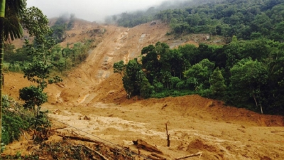 NBRO issues landslide warning