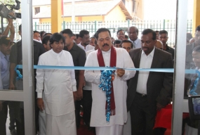 Uva Province Sports Complex vested with the public