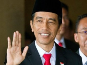 Indonesia's New President Swears in