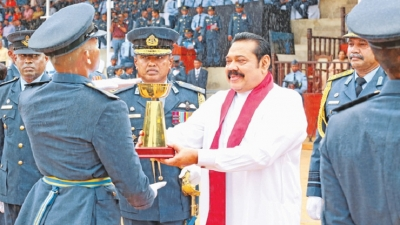 SLAF, most experienced Air Force in combatting terrorism - PM