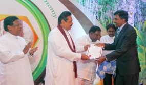 President Chief Guest at 5th Symposium on Plantation Crop Research