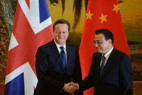 Britain to host UK-China summit after human rights tensions