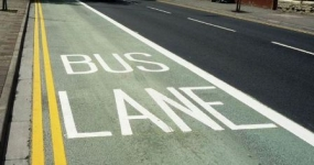 School service buses permitted to use Priority Lane