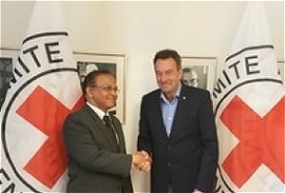 ICRC commends the positive developments in Sri Lanka