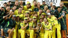 Australia wins World Cup for the fifth time