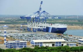 The Hambantota port to be transformed in to an active port