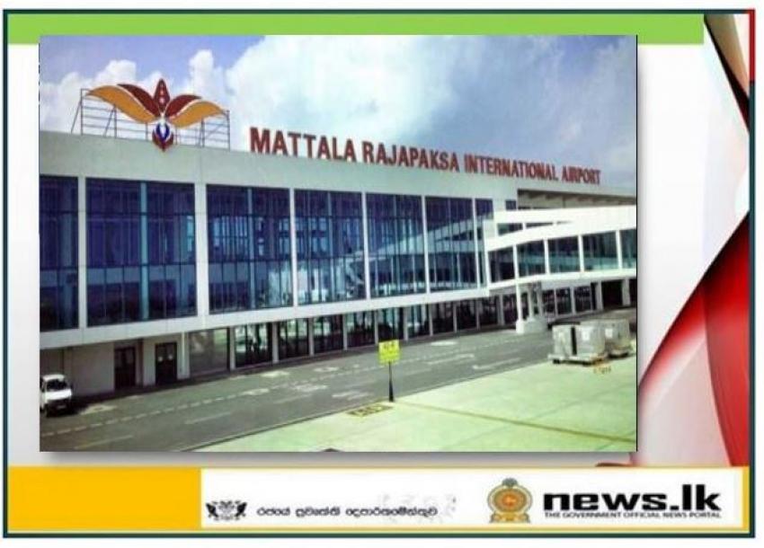 Special concessions to new international airlines landing at Mattala – Minister Prasanna Ranatunga