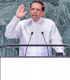 Lanka Backs Trump message against Globalism