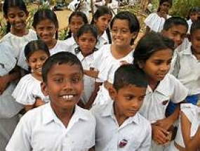 Lankan  children 60th best across the globe