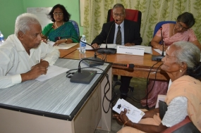 Missing Persons Commission Concludes Public Sittings in Batticaloa