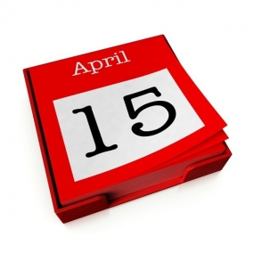 April 15 declared a Public and Bank Holiday