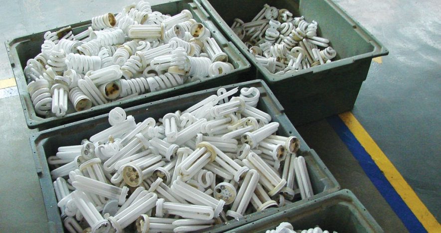 Sri Lanka becomes first country in South Asia to recycle compact fluorescent lamps