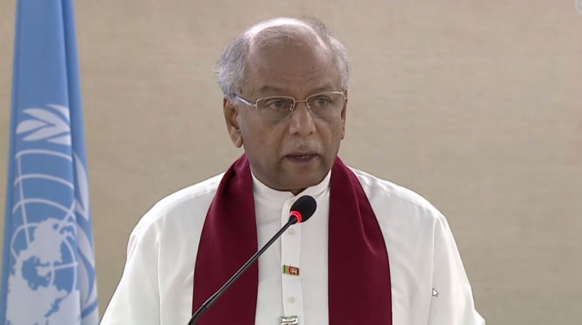 43rdSession of the Human Rights Council – High Level Segment  Statement by Hon. Dinesh Gunawardena, Minister of Foreign Relations