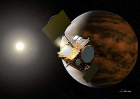Japan's Akatsuki to Attempt Entry to Venus Orbit in December