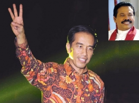President congratulates President-elect Joko Widodo of Indonesia